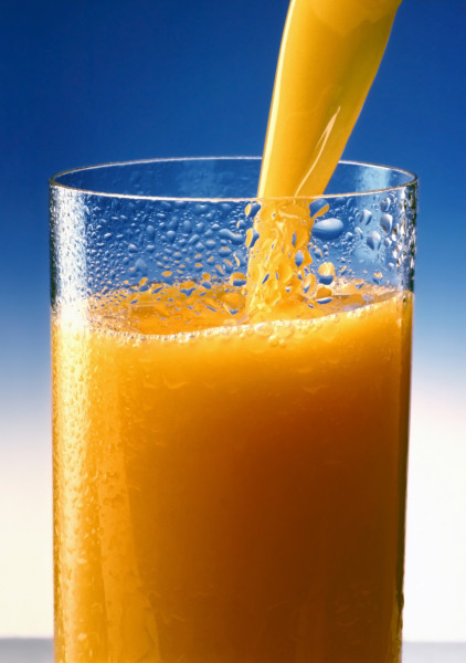 Freshly squeezed ... never concentrate