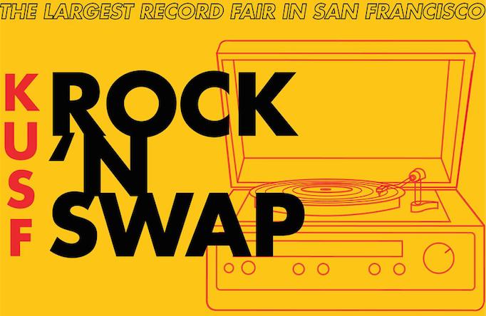 KUSF Rock N Swap